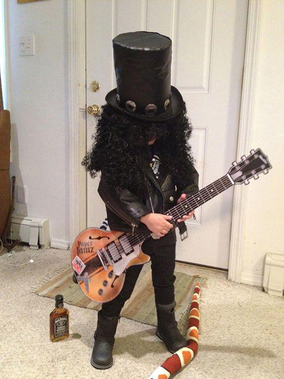 Прикольные костюмы и оригинальные образы на Хэллоуин (42 фото)