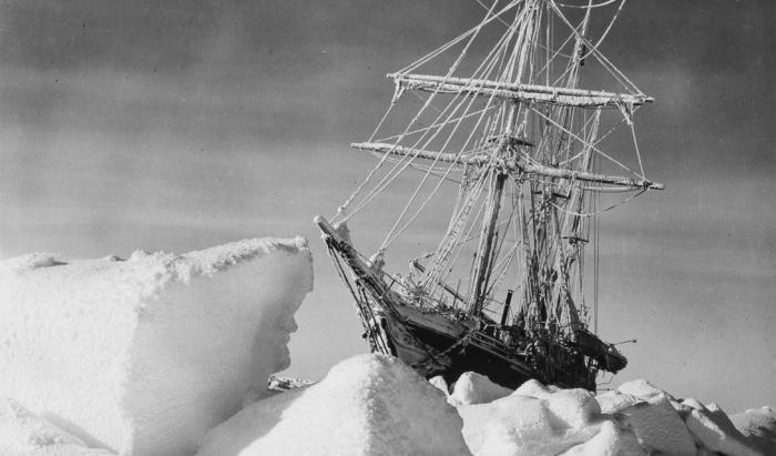 Обреченная антарктическая экспедиция (20 фото)