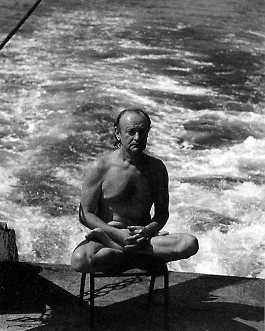 Станислав Курилов, совершившего невероятный побег из СССР (3 фото)
