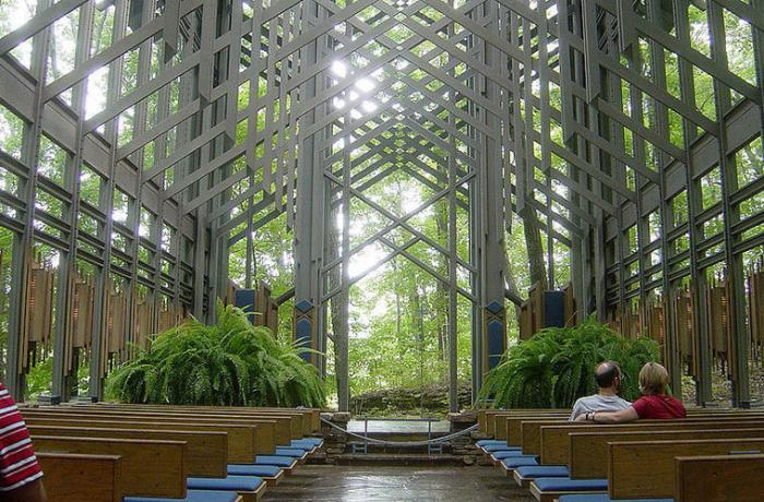 СМИ назвали самые красивые церкви мира (20 фото)