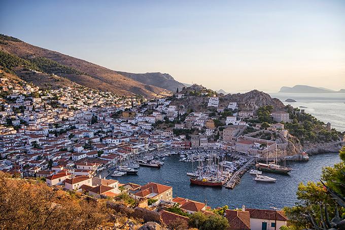 Красивейшие острова Греции (12 фото)