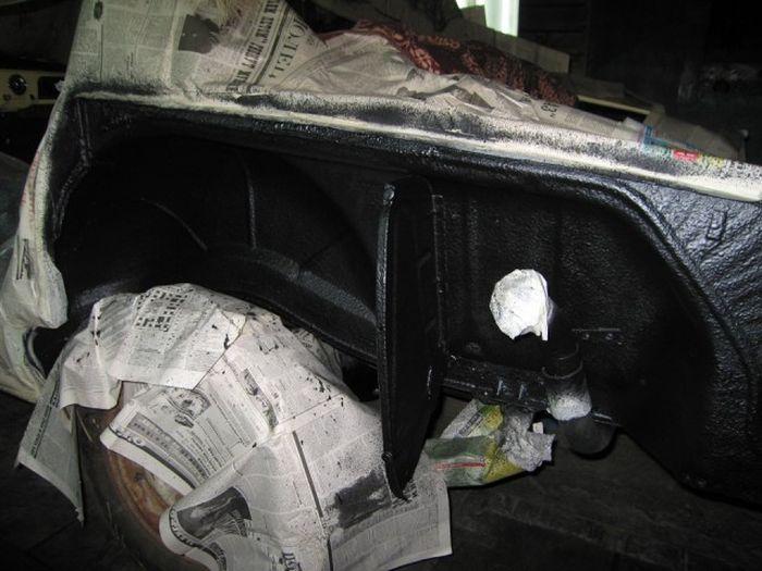 Как ГАЗ-21 обрел вторую жизнь (69 фото)