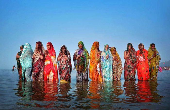 Лучшие снимки 2015 года по версии Sony World Photography Awards (15 фото)