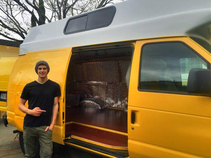 Фургон для путешествий своими руками (61 фото)