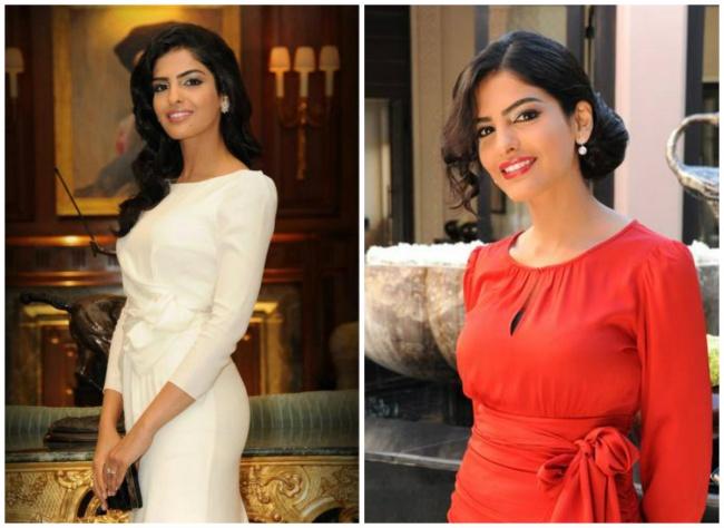 Эта принцесса Саудовской Аравии рушит все стереотипы о восточных женщинах (5 фото)