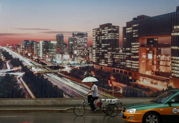 Фото повседневной жизни в Китае (27 фото)