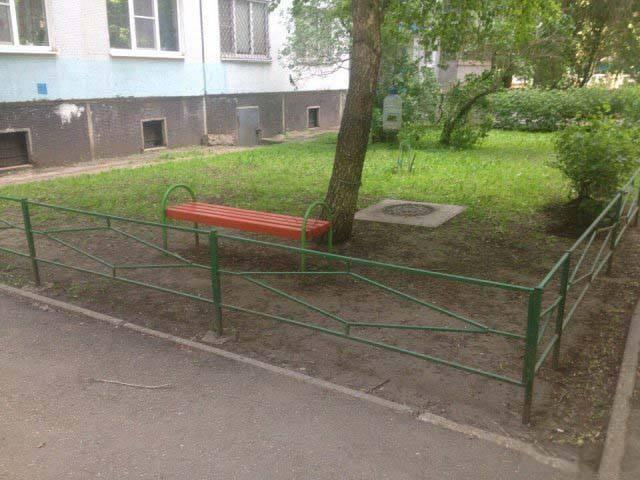Курьезные снимки с Российских просторов (46 фото)