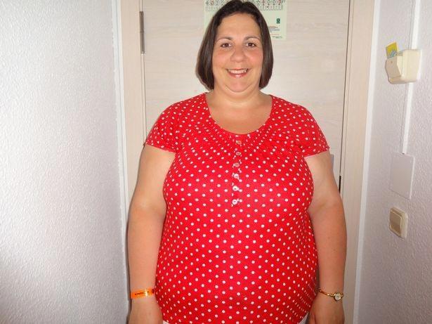 Эта мама потеряла половину её веса, благодаря честному рисунку её сына (4 фото)