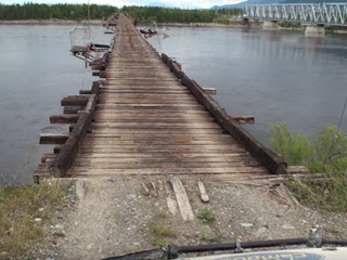 Самый опасный мост
