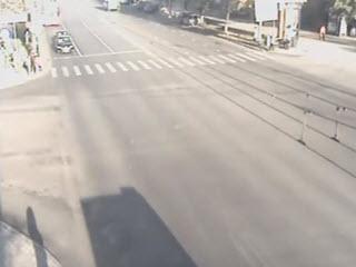 Жесткая авария в Перми