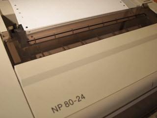 Музыкальный принтер