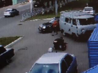 Похищение школьницы в Оренбурге