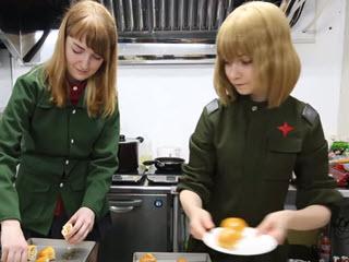Уголок России в Токио