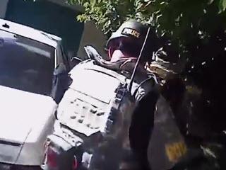 Полицейская перестрелка