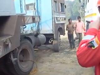 Как запустить грузовик