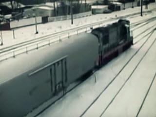 Ядерный поезд СССР