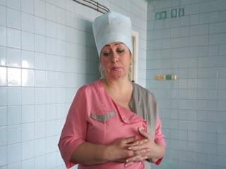 Видео за которое судят медсестер