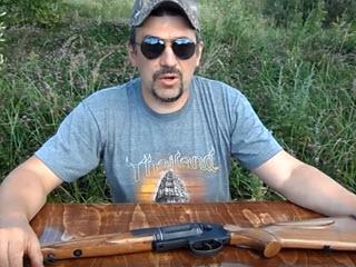 Российское Ружьё-револьвер