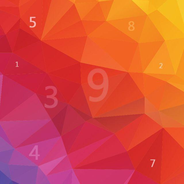 Сколько цифр вы сможете разглядеть в этой головоломке? (2 фото)