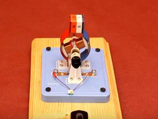 Опыты с электрогенератором