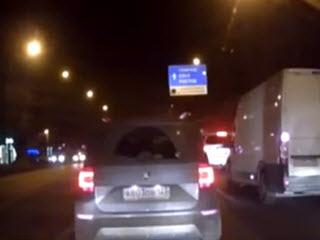 Водитель дважды сбил пешехода в Адыгее