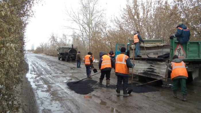 Власти Омской области «всерьез» взялись за дороги (5 фото)