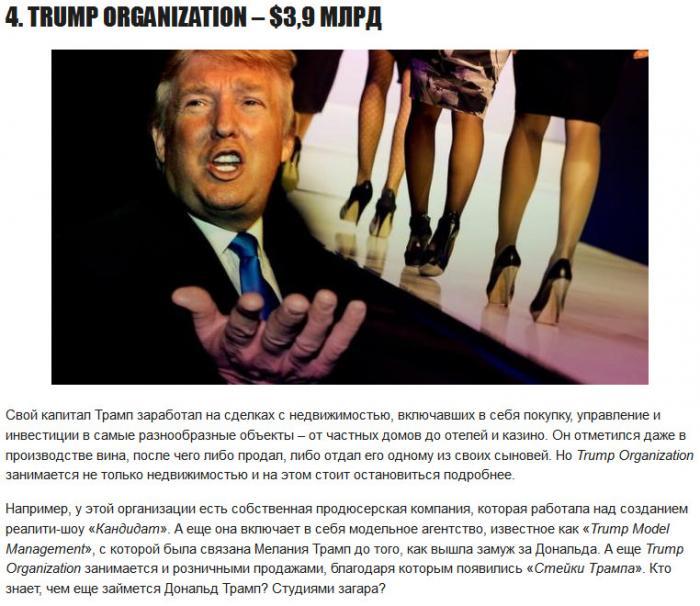 Самые дорогие приобретения Дональда Трампа (16 фото)