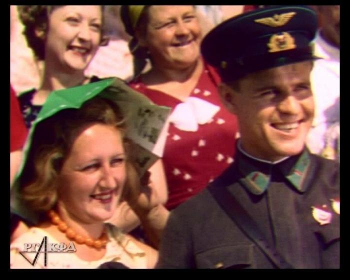 Цветная Москва в 1939 году (30 фото)