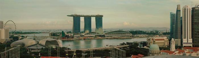 Отель Marina Bay Sands в Сингапуре (24 фото)