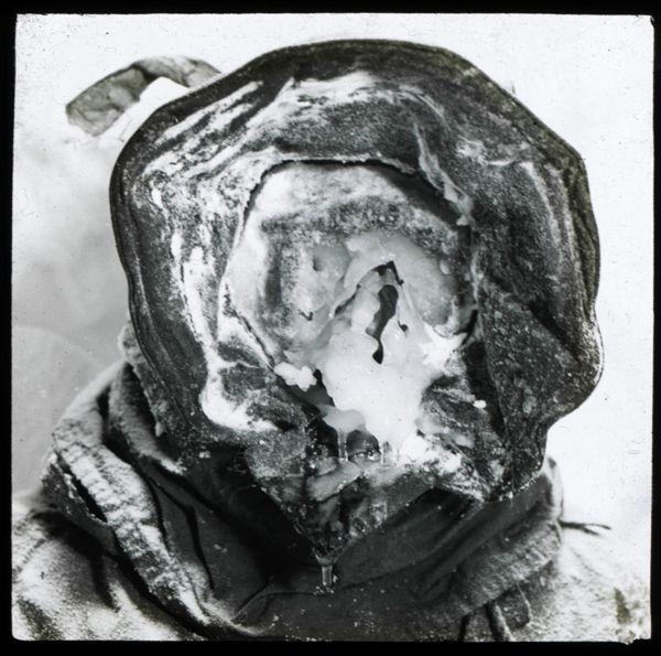 Антарктическая экспедиция 1911–1914 года (9 фото)