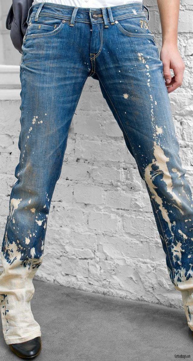Самые необычные джинсы в мире (10 фото)