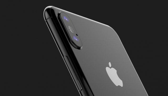 Первый взгляд на iPhone 8 (2 фото)