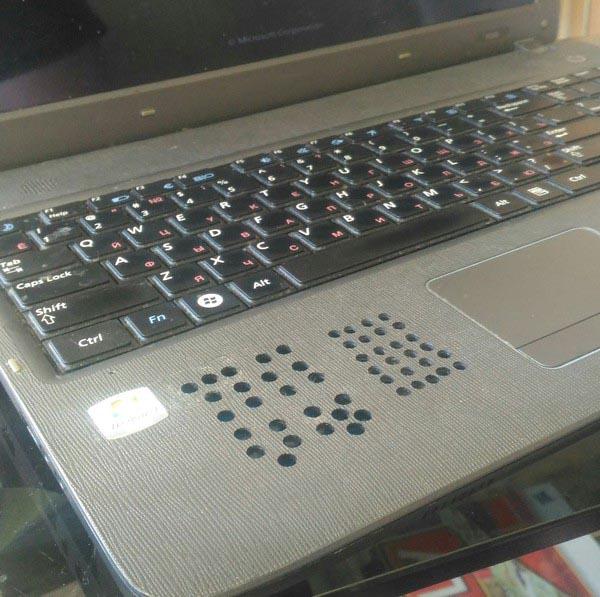 Нагревается ноутбук (2 фото)