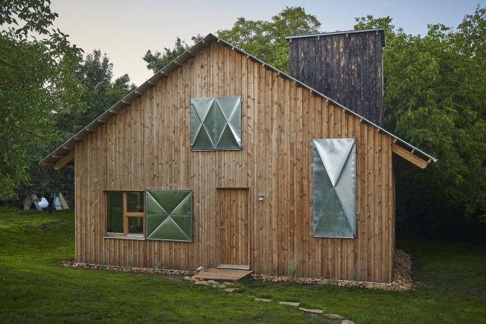 Интерьер дома для графического дизайнера (19 фото)