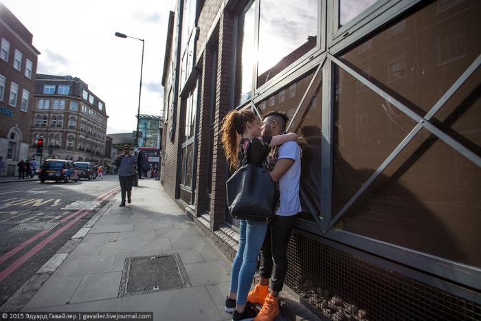 Лондон – самый фотогеничный город Европы (42 фото)