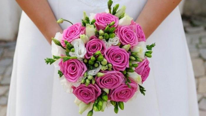 Годовщины свадьбы. Какие цветы дарить? (4 фото)