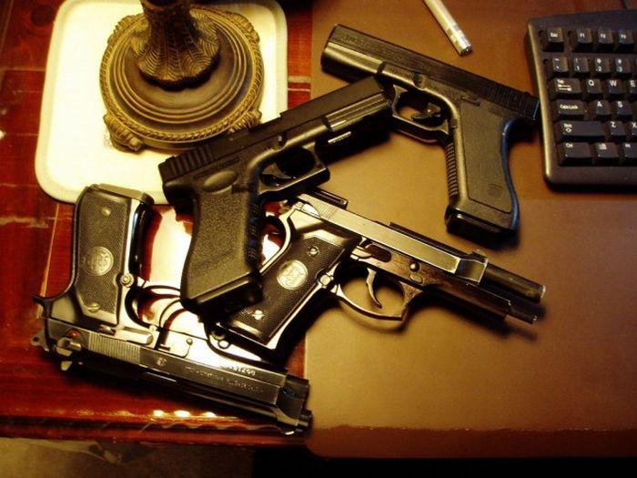 Красивые фото оружия (45 фото)
