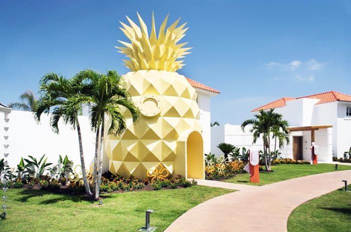 В Пунта-Кане открылся тематический отель (10 фото)