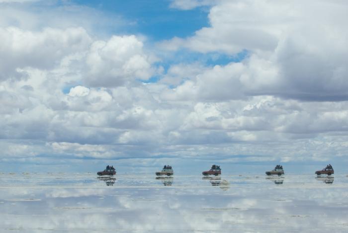 10 межгалактических мест на Земле (10 фото)