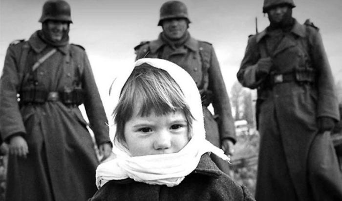 Дети-герои войны (15 фото)