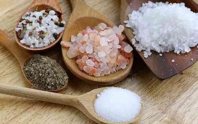 Самая полезная соль (20 фото)
