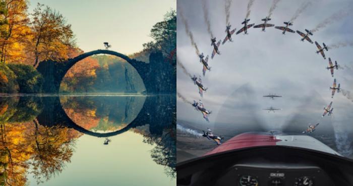 Лучшие снимки фотоконкурса Red Bull Illume (12 фото)
