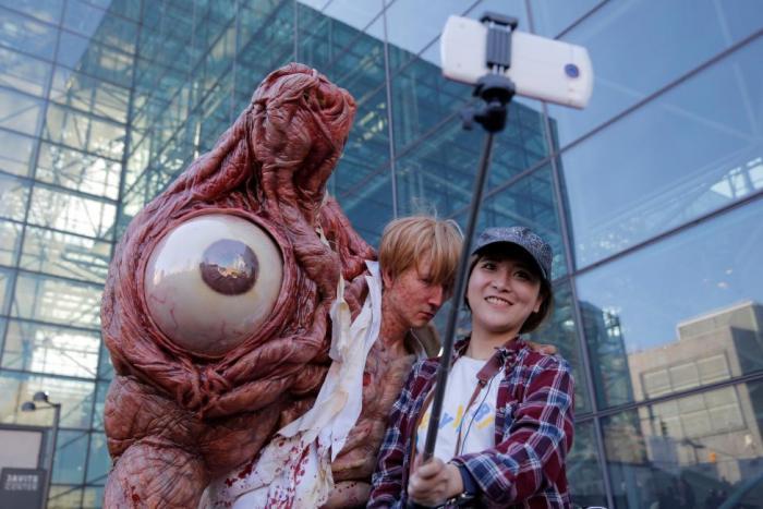 Лучшие косплеи фестиваля New York Comic Con (19 фото)