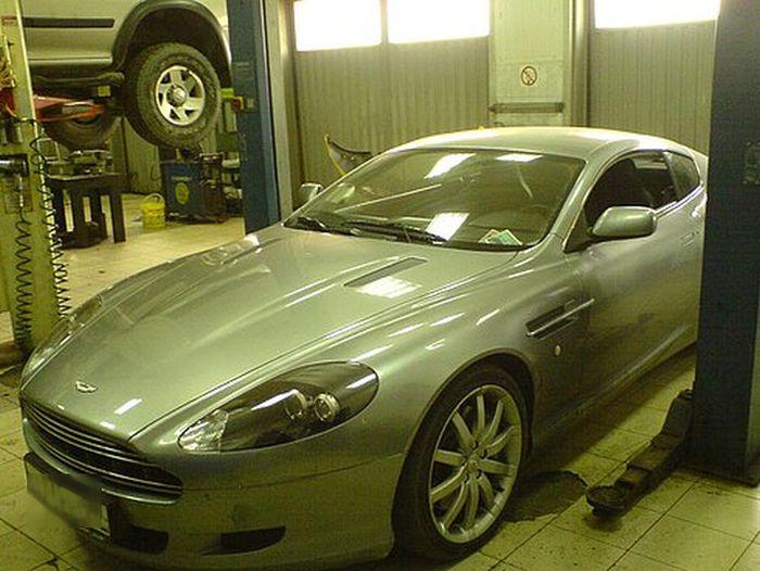 История, после которой вы разочаруйтесь в Aston Martin (4 фото)