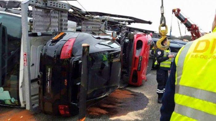 Трагичная авария с большими жертвами (9 фото)