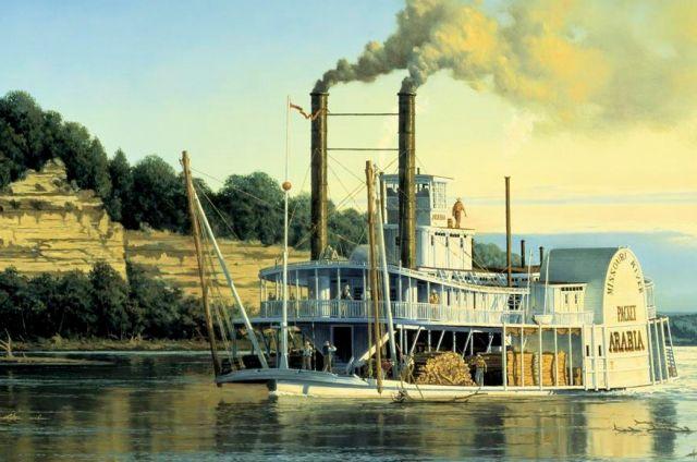 Находка корабля, затонувшего в 1856 году (13 фото)