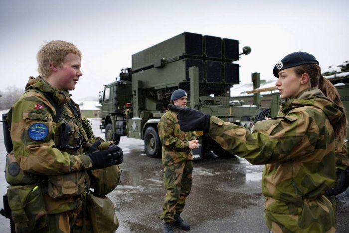 Мужское и женское равноправие на примере норвежских законов (4 фото)