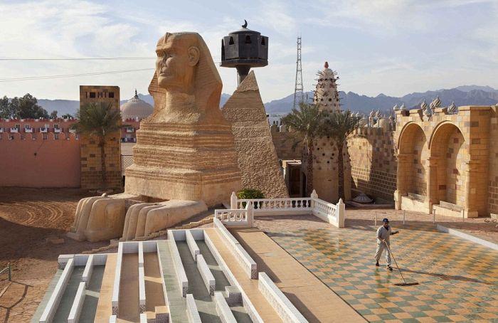 Как выглядят популярные египетские курорты (30 фото)