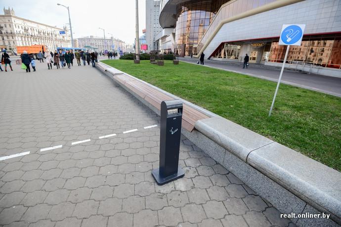 Белорусским курильщикам разрешили курить на вокзалах (5 фото)